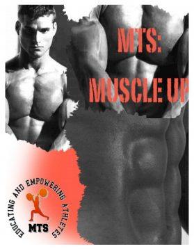 MTS - MUSCLE UP! Cover JPG