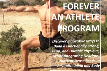 """The Forever an Athlete Program"" – Book Cover Reveal!"